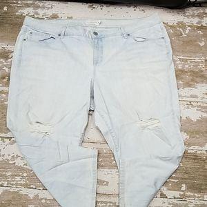 Plus size Torrid jeans